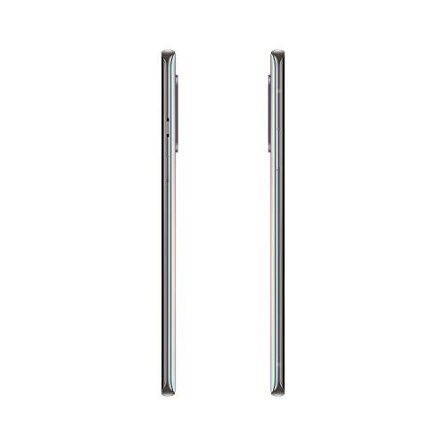 OnePlus 8 (5G) Dual-SIM IN2013 128GB/8GB RAM (GSM + CDMA) Factory Unlocked Android Smartphone (Interstellar Glow)- International Version