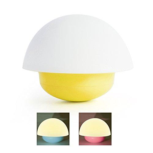 Veesee Children Silicone Nightlight nightstand