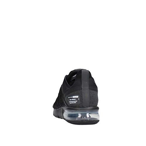 Air Max Utility Hombre Para De Sequent Atletismo 4 Zapatillas Negro Nike 5axqdB5