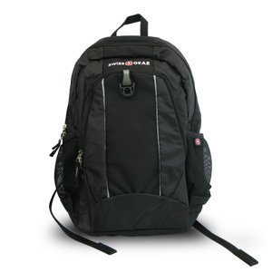 d1b37b00bb06 Amazon.com: SwissGear by Wenger Backpack Black SA1722: Computers ...