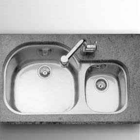 kitchen sink 38 x 22 kwc closeout s 10 d4 02 38 x 22 undermount kitchen sink in 8425