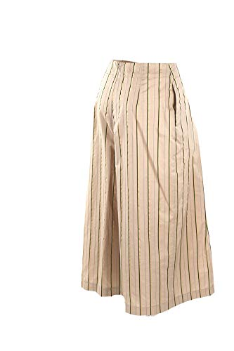 2019 Pantalone Fluo 40 Beige Donna Pinko Primavera giallo Monica Estate S46cdUWy