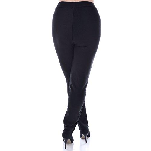 BEZLIT - Pantalón deportivo - relaxed - Básico - para mujer negro