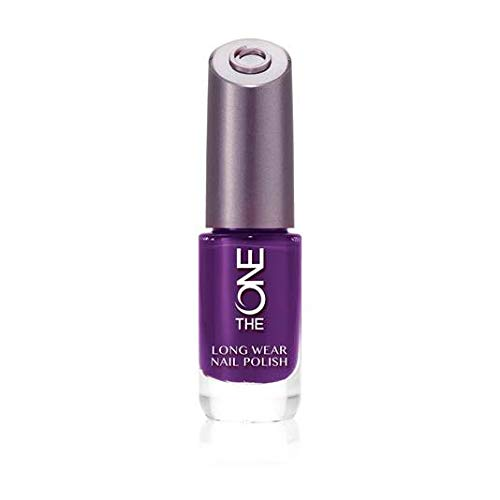Oriflame Sweden Spring Grape The One Long Wear Nail Polish, 33287