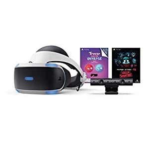 31NPj2XFkXL. SS300  - PlayStation VR - Trover + Five Nights Bundle