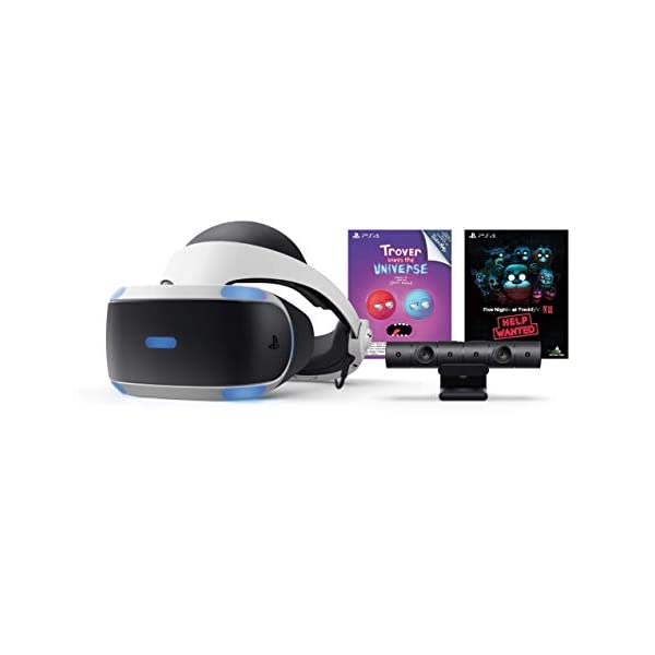 31NPj2XFkXL. SS600  - PlayStation VR - Trover + Five Nights Bundle