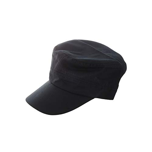 Stylish Plain Military Army Cap Castro Cadet Patrol