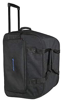 Rockville Rolling Travel Case Speaker Bag w/Handle+Wheels For Bose F1 Model 812 by Rockville