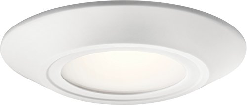 Kichler Lighting 43870WHLED30 LED Downlight from The Horizon II Collection