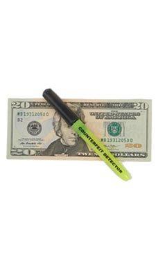 STORE001 6pc, Counterfeit Detector Pen