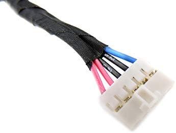 New DC in Power Jack Cable for Lenovo Erazer Y40-70 20347 Y40-70AT Y40-70AM Y40-80 59423034 59423038 59423042 59423032 80FA 20399 59423030 DC30100R700 DC30100R800