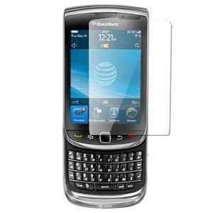 Clear Screen Protector Blackberry 9800 Torch