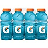 Gatorade Thirst Quencher Frost Glacier Freeze Sports Drink, 8pk (Case of 10)