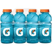 Gatorade Thirst Quencher Frost Glacier Freeze Sports Drink, 8pk (Case of 10) by Gatorade