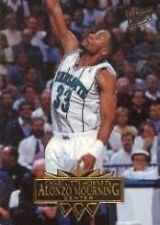Fleer Ultra 1995-96 22 Alonzo Mourning Basketball -