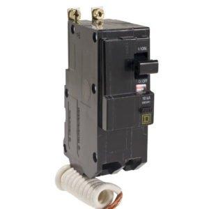 SCHNEIDER ELECTRIC Miniature 120/240-Volt 30-Amp QOB230EPD Molded Case Circuit Breaker 600V 110A