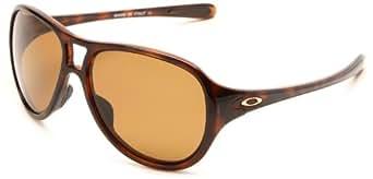 Oakley Twentysix.2 OO9177-11 Polarized Aviator Sunglasses,Tortoise,One size