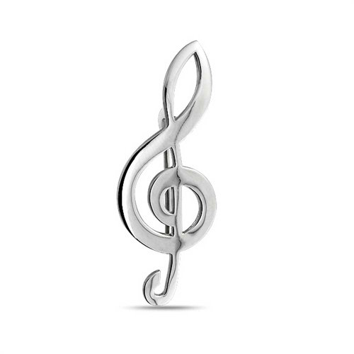 Bling-Jewelry-925-Sterling-Silver-G-Clef-Musical-Note-Brooch-Pin