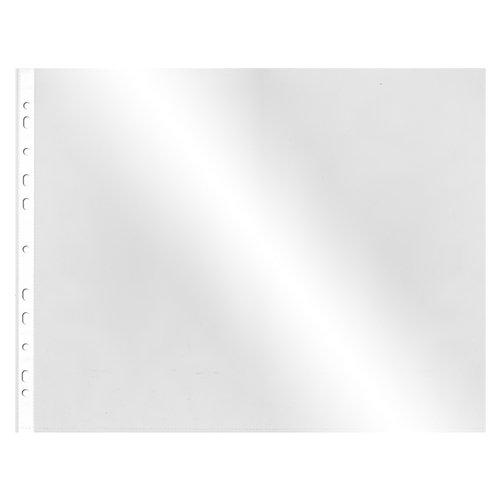 Plus Office EH303A-8/A3–Buste, A3-cristal, 90micron, orizzontale, 50pezzi Makro Paper SP.SL EH303A-8/A3