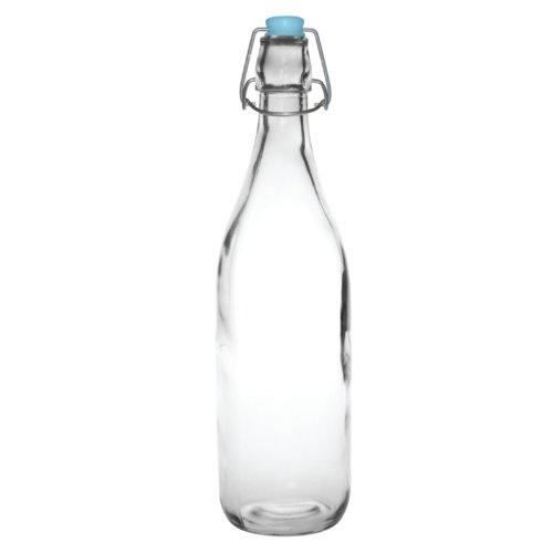 Olympia GG930cristal botella de agua, 1,2L (Pack de 6) 17793