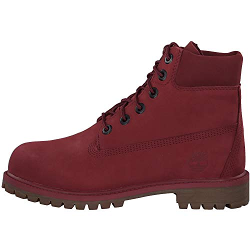 Premiun Femme Timberland Wp Pour Rouge Botin wfxwqCY6