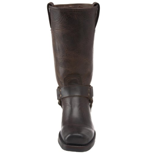 Frye Womens 12R Smk Harness Rubber S Boots TIHTqr