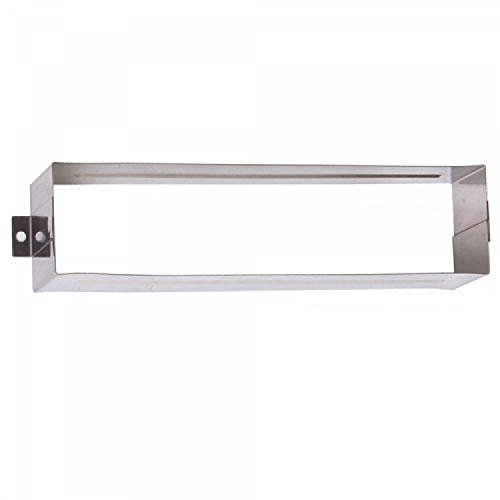 Naiture Small Mail Slot Interior Sleeve-for 10'' X 3'' Mail Slot - Stainless Steel by SH
