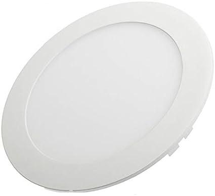 Downlight - Foco LED de 24 V, 25 W, empotrable, para techo, luz de interior, con adaptador LED de 24 V