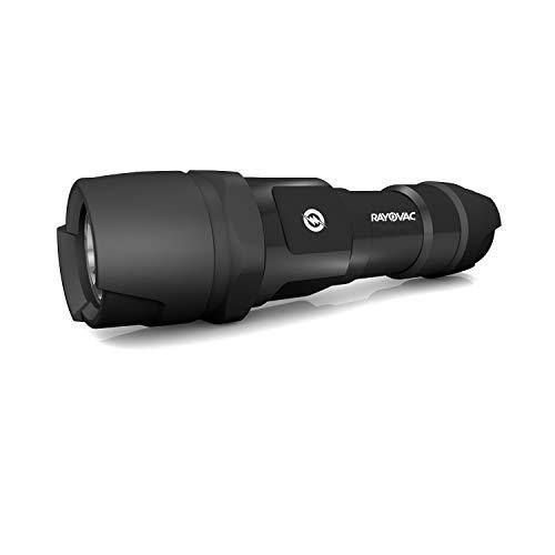 Rayovac Virtually Indestructible LED Flashlight, 250 Lumen Tactical -