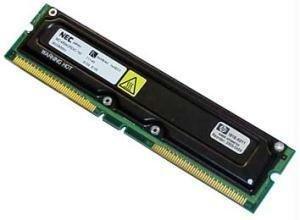 - 512MB Elpida PC800 ECC Rambus RIMM memory module 184 pins