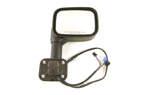 Genuine Hummer Parts - Genuine GM Parts 25774401 Passenger Side Mirror Outside Rear View