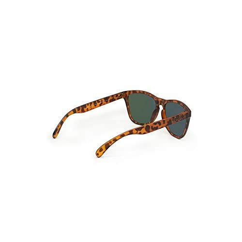 6c60cd108c KOALA BAY Gafas Polarizadas Palm Beach Marrón Carey Lentes Naranja Espejo  Durable Modelando