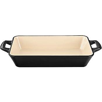 Amazon Com La Cuisine 1 8 Qt Enameled Cast Iron Deep