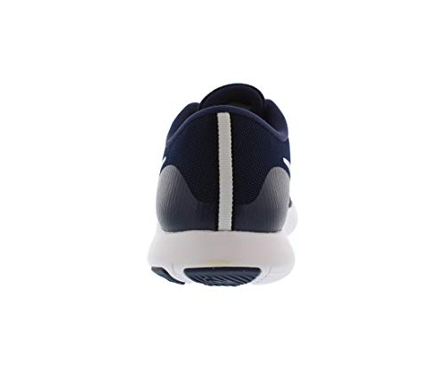 Da Uomo Scarpe Flex Running Midnight Trail Contact Nike Navy black white qwf7tSTa