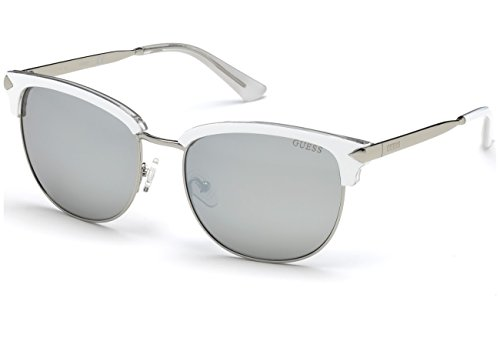 Guess Sonnenbrille (GU7482) Grey Mirror White