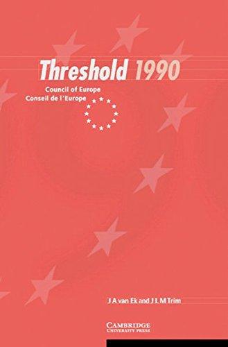 Threshold Level: Paperback
