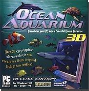 Brand New Selectsoft Publishing Ocean Aquarium 3D Screen Saver Deluxe Full Motion Movements