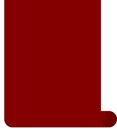Siser EasyWeed Heat Transfer Vinyl HTV for T-Shirts 12 Inches by 3 Feet Roll (Cardinal Red)