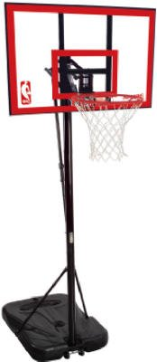 Spalding NBA Portable Basketball System 72351-P from Spalding