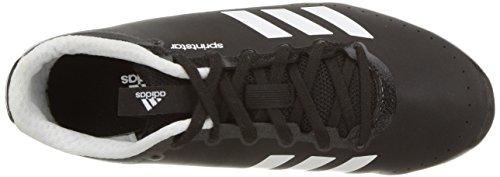 adidas Men's Sprintstar, Core Black/Orange/White, 8 M US by adidas (Image #8)