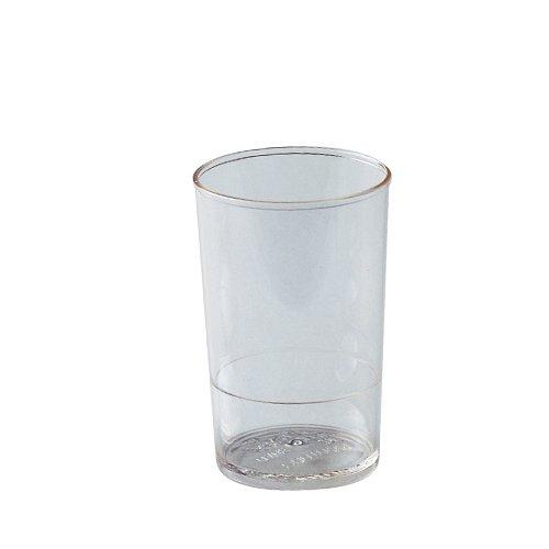 Martellato Pmoto001 Mini Plastic Round Shape Cup For Catering