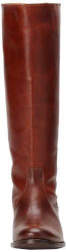 Knee Vintage boots Smooth Women's Frye high Mellissa 76431 Cognac Leather E0PC1qx