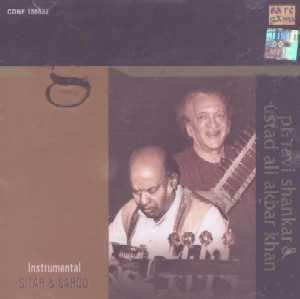 The Greatest Hits of Ravi Shankar and Ali Akbar Khan