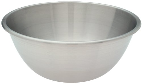 Amco 874 Stainless Steel Mixing Bowl, 9-Quart