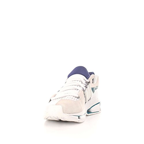adidas Originals Twinstrike ADV, Footwear White-Real Purple-Real Teal blanco