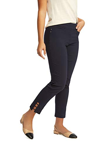 89th + Madison Women's Ladder Trim Ankle Pants ()