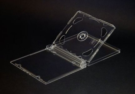 Super Jewel Box Plus with Fliptray