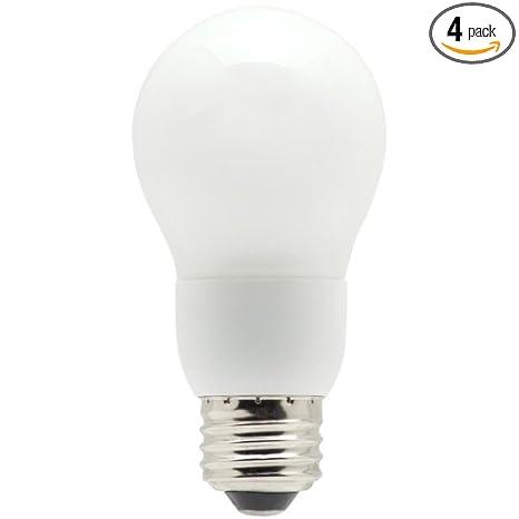 Globe 4406701 7 Watt A Type General Household Compact Fluorescent