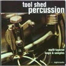 Tool Shed Percussion (Audio, REX, WAV, Acid)