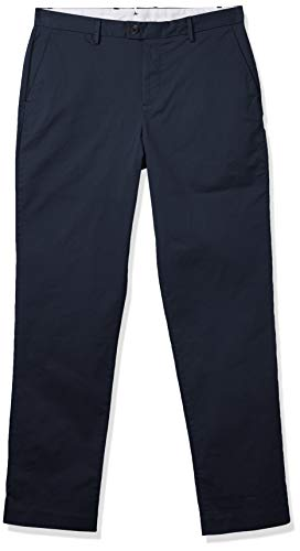 Calvin Klein Men's Refined Stretch Chino Slim Fit Pant x